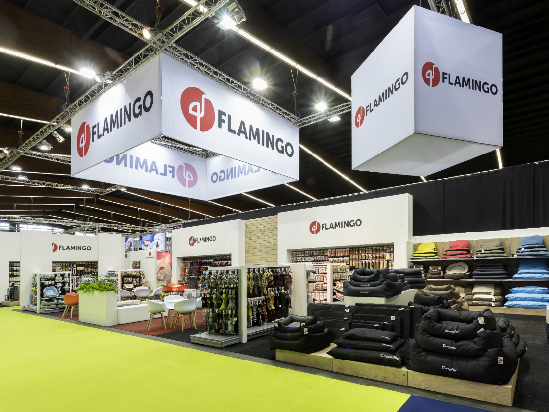 Alline standbouw - referentie houtbouw - Flamingo 2