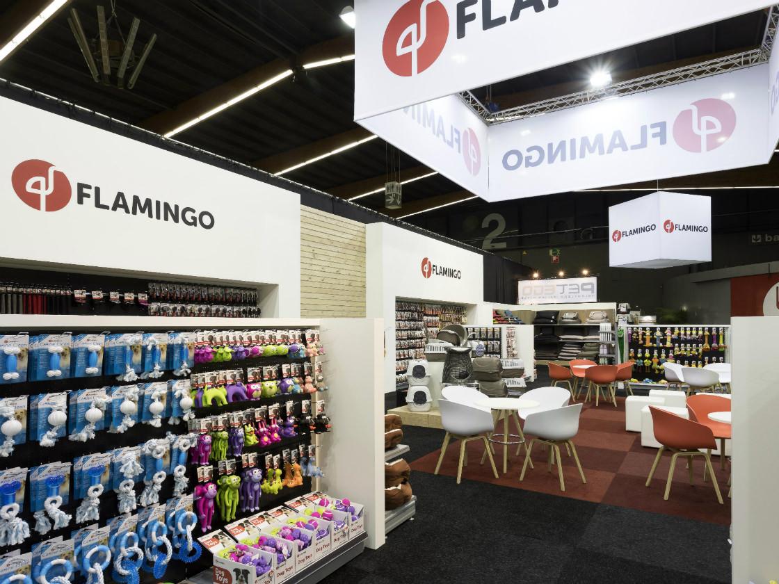 Alline standbouw - referentie houtbouw - Flamingo 3