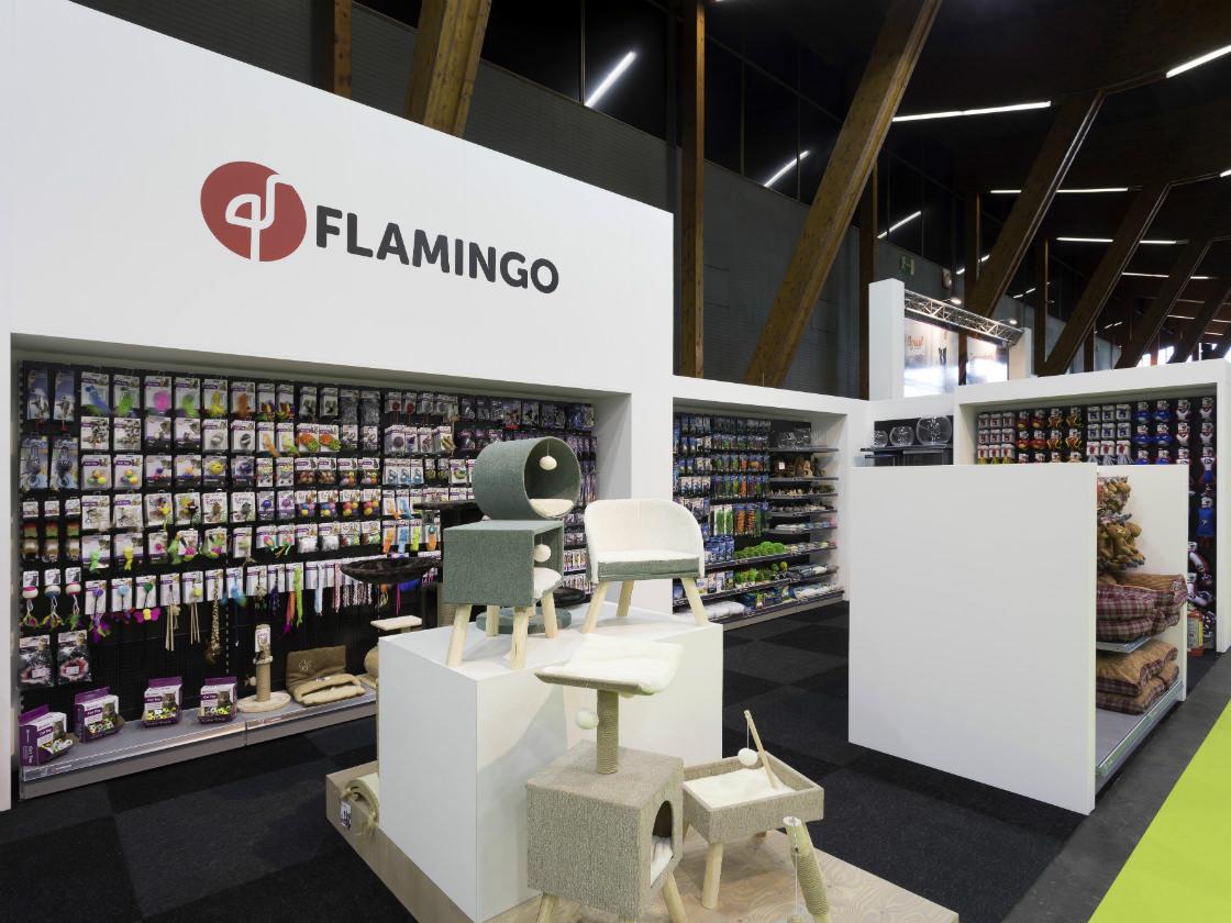 Alline standbouw - referentie houtbouw - Flamingo 4
