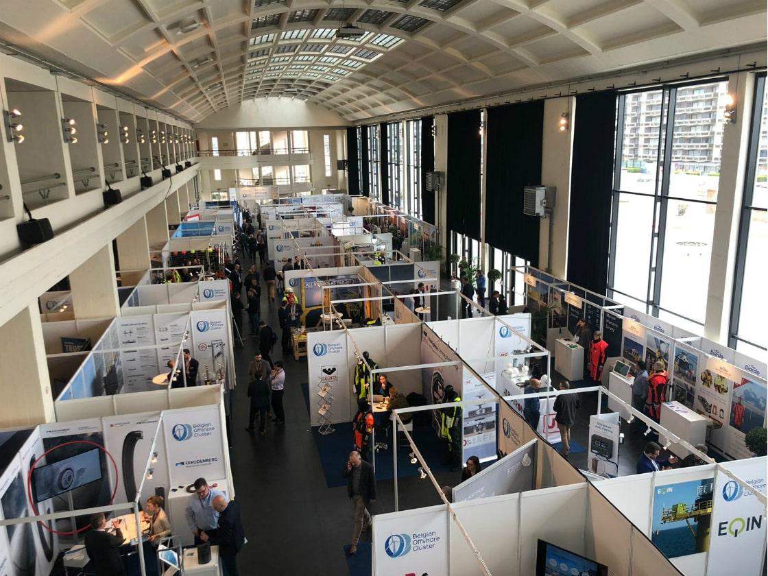 Alline Standbouw - referentie projectbouw - Belgian Offshore days 2019 3