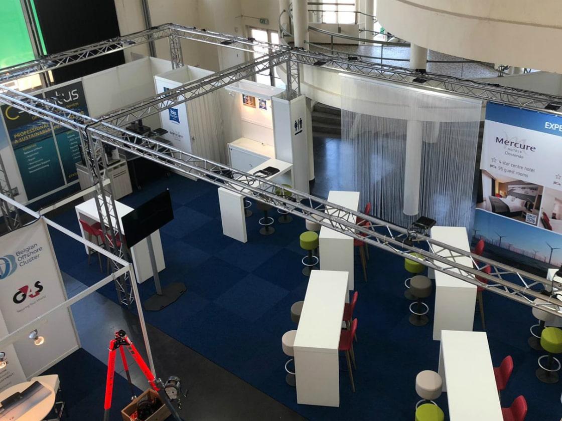 Alline Standbouw - referentie projectbouw - Belgian Offshore days 2019 4