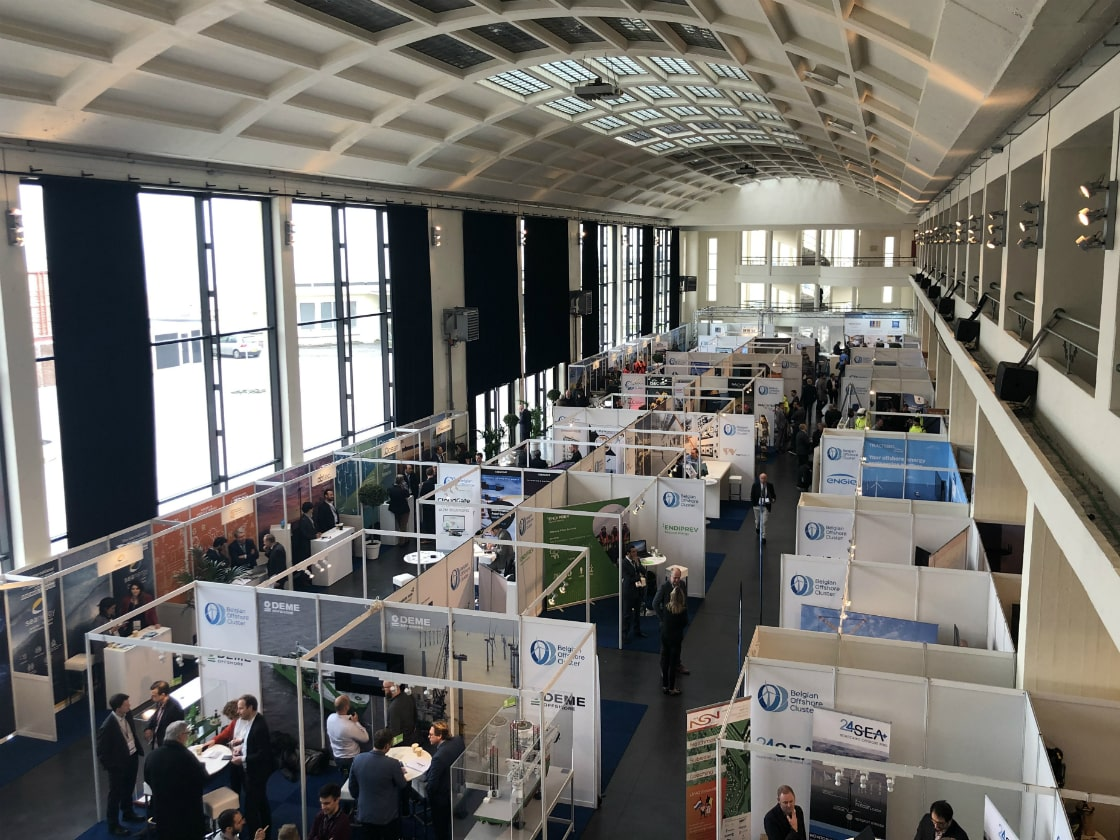 Alline Standbouw - referentie projectbouw - Belgian Offshore days 2019 5