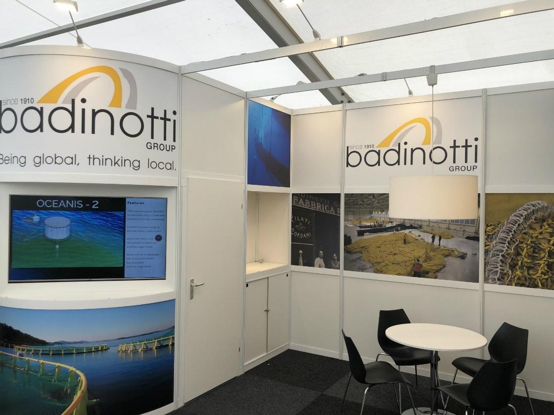 Alline Standbouw - referentie systeembouw - Badinotti 2