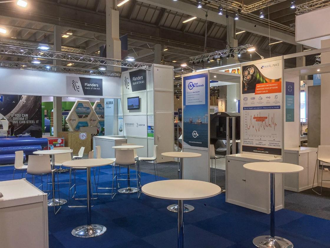 Alline Standbouw - referentie systeembouw - BOC Windeurope 2