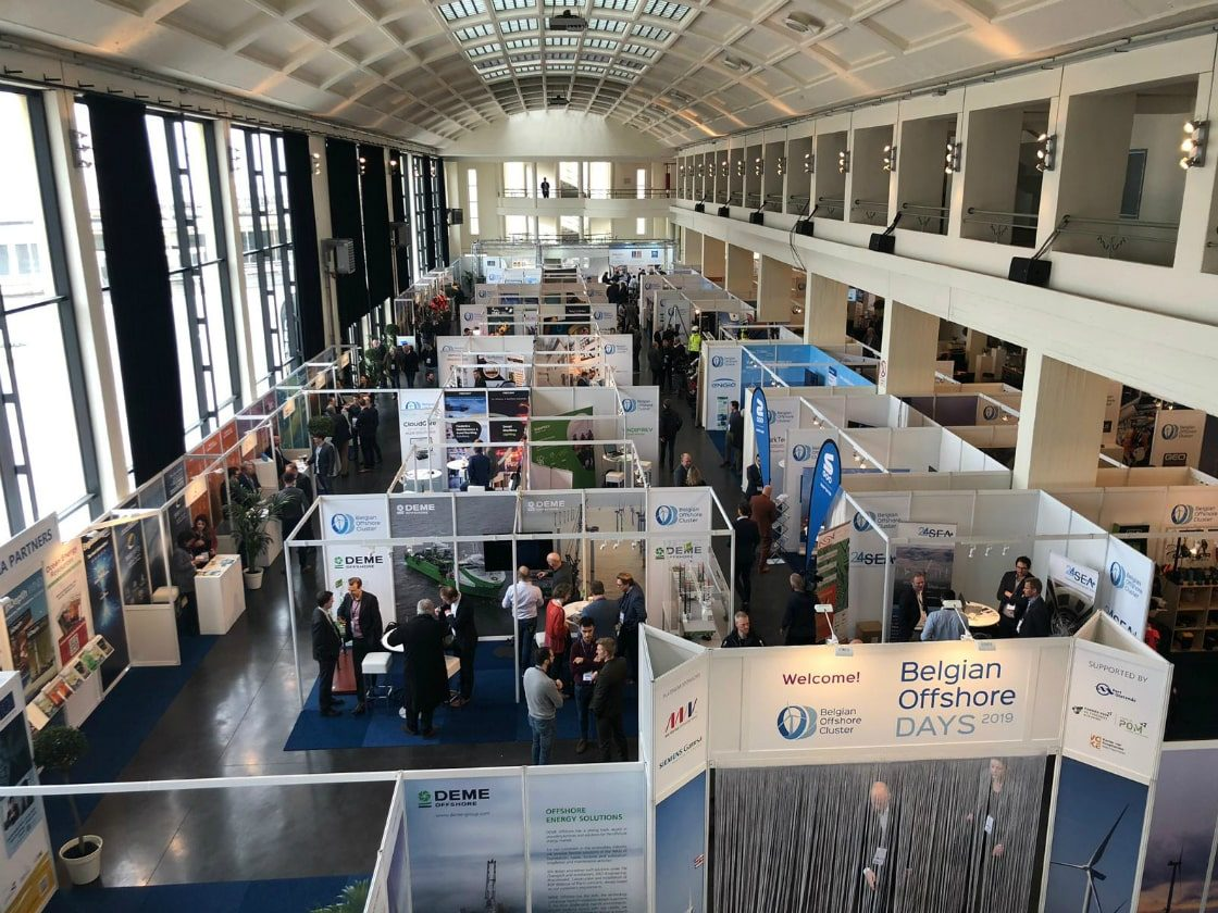 Alline Standbouw - referentie projectbouw - Belgian Offshore days 2019 1