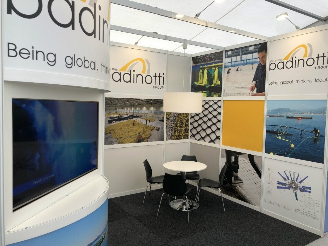 Alline Standbouw - referentie systeembouw - Badinotti 1